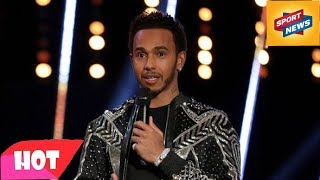 Lewis Hamilton sends message to Billy Monger after BBC Sports Personality of the Year