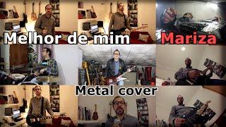 Mariza - Melhor de mim (cover by José Abreu ft. Pedro Nuno)