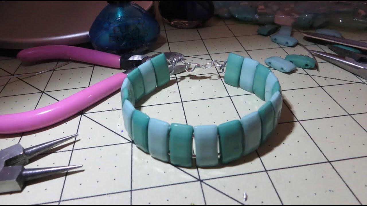 DIY ?Turquoise? BoHo ☮️ Bracelet?(OLDER VIDEO FROM 2019)