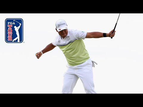 Hideki Matsuyama's career highlights on the PGA TOUR