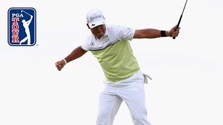 Hideki Matsuyama's top shots on the PGA TOUR are absurd!