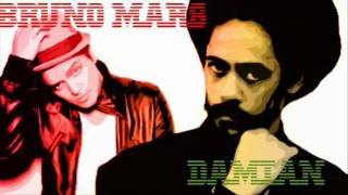 Bruno Mars Ft. Damien Marley - Liquor Store Blues