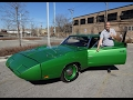 1st Drive in a 426 Hemi Daytona 1969 Dodge Charger & I stall it! on My Car Story with Lou Costabile