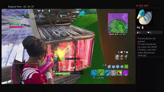 Gettig this boy his first win on Fortnite featuring Sohwty_rage yt