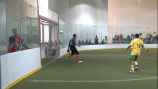 Waza Flo Vs Piasa 11-18-12 by RC DJ and Video Productions