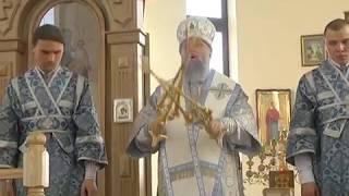 2017-11-07 г. Брест. Освящение церкви. Новости на Буг-ТВ. #бугтв