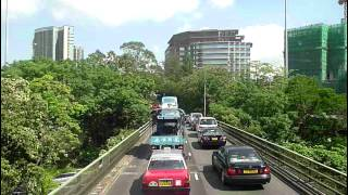 Video [Hong Kong Bus Ride] 城巴 560 @ 182 沙田(愉翠苑) - 中環(港澳碼頭) [全程行車影片] download MP3, 3GP, MP4, WEBM, AVI, FLV Agustus 2017