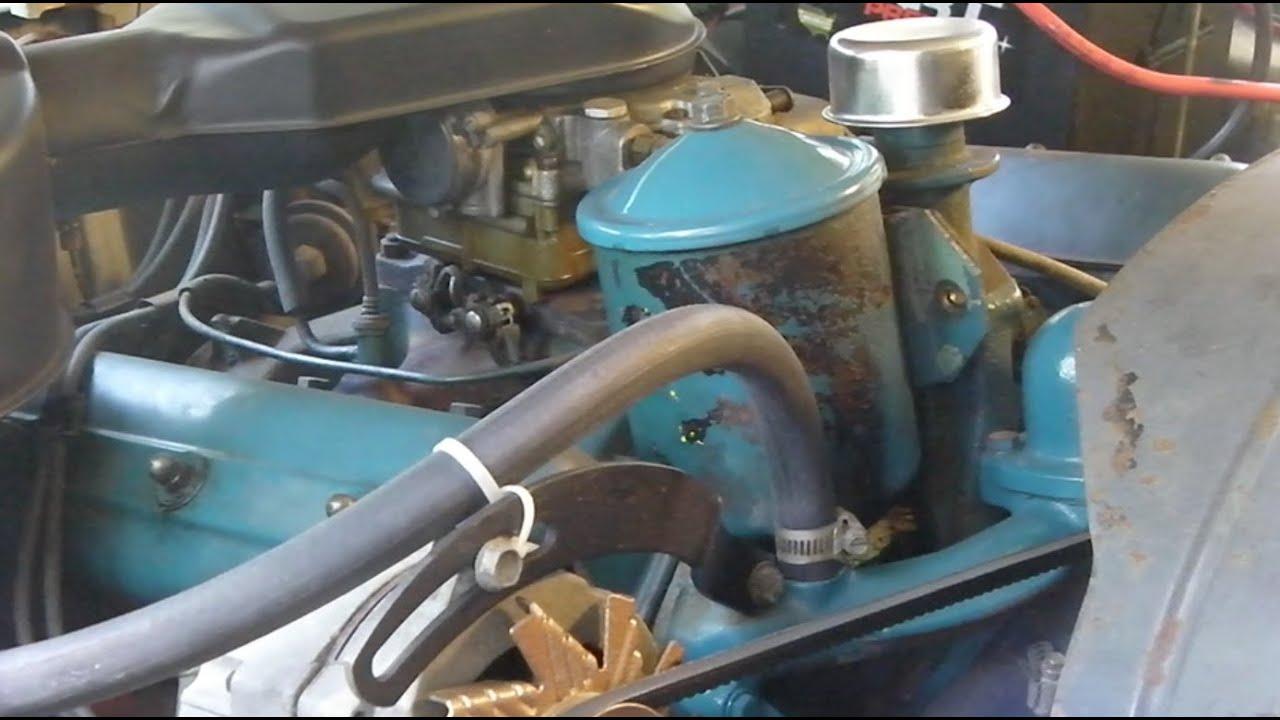 hight resolution of oil filter conversion studebaker v8