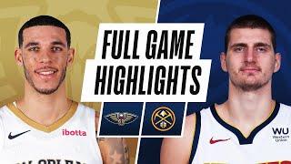 Game Recap: Nuggets 114, Pelicans 112