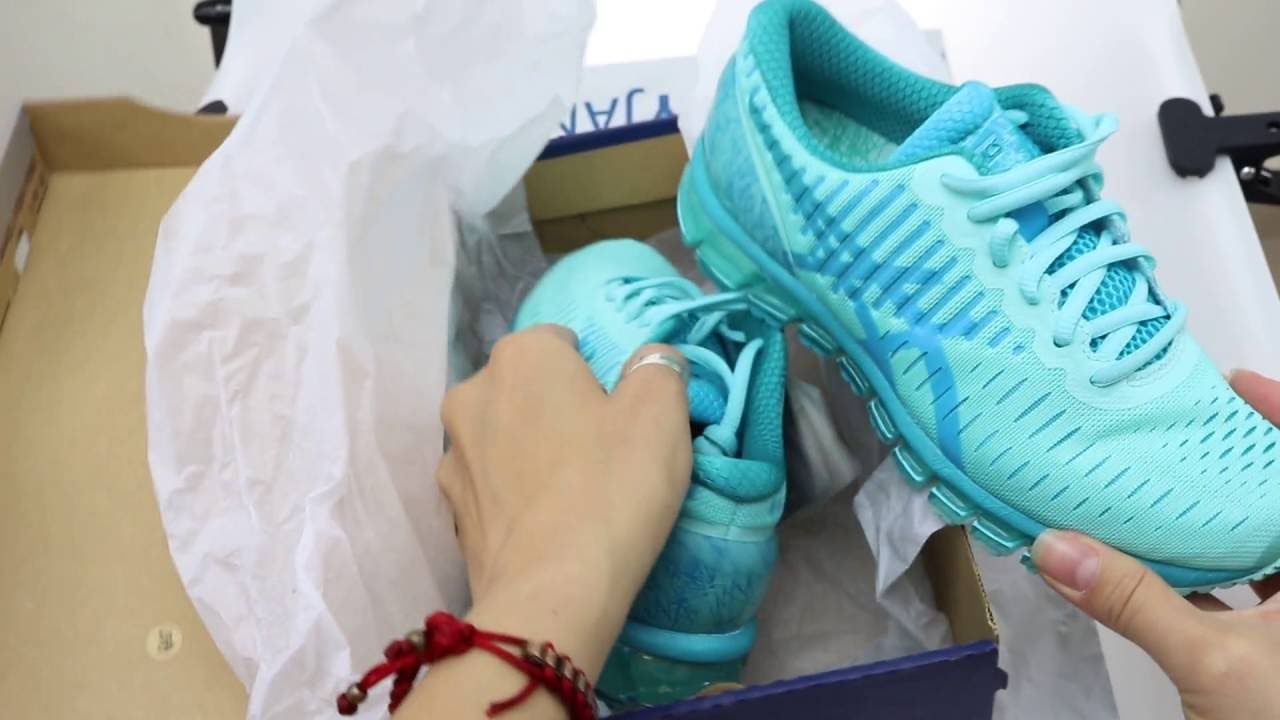 sneakers for cheap 227ee acc8e Unboxing - Asics Gel Quantum 360 T5J6N-4042