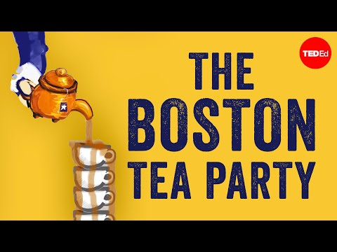 the shoemaker and the tea party summary