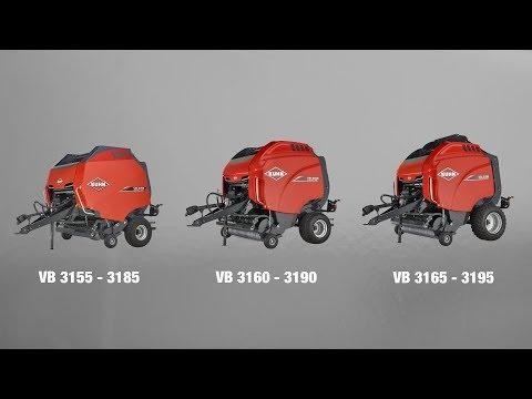KUHN VB serie 3100 - Présentation de la gamme