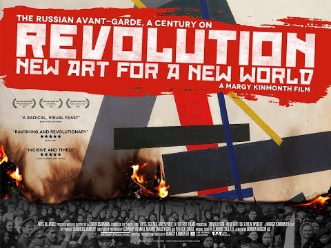 REVOLUTION   NEW ART FOR A NEW WORLD Trailer - Russian Avant-Garde