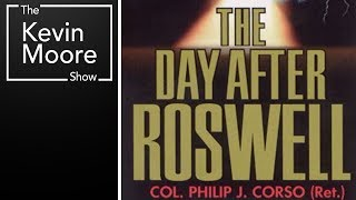 Phil Corso Jr. talks about his father and the book he wrote, The Da...