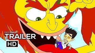 BIG MOUTH Season 2 Trailer (2018) Netflix Animated Series HD