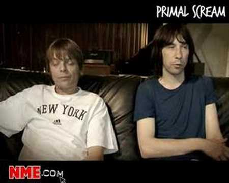 NME Video: Primal Scream Interview