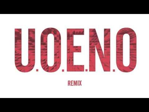 U.O.E.N.O - Kendrick Lamar, Future, Schoolboy Q, A$AP Rocky, Ab-Soul & Wiz Khalifa (Remix)