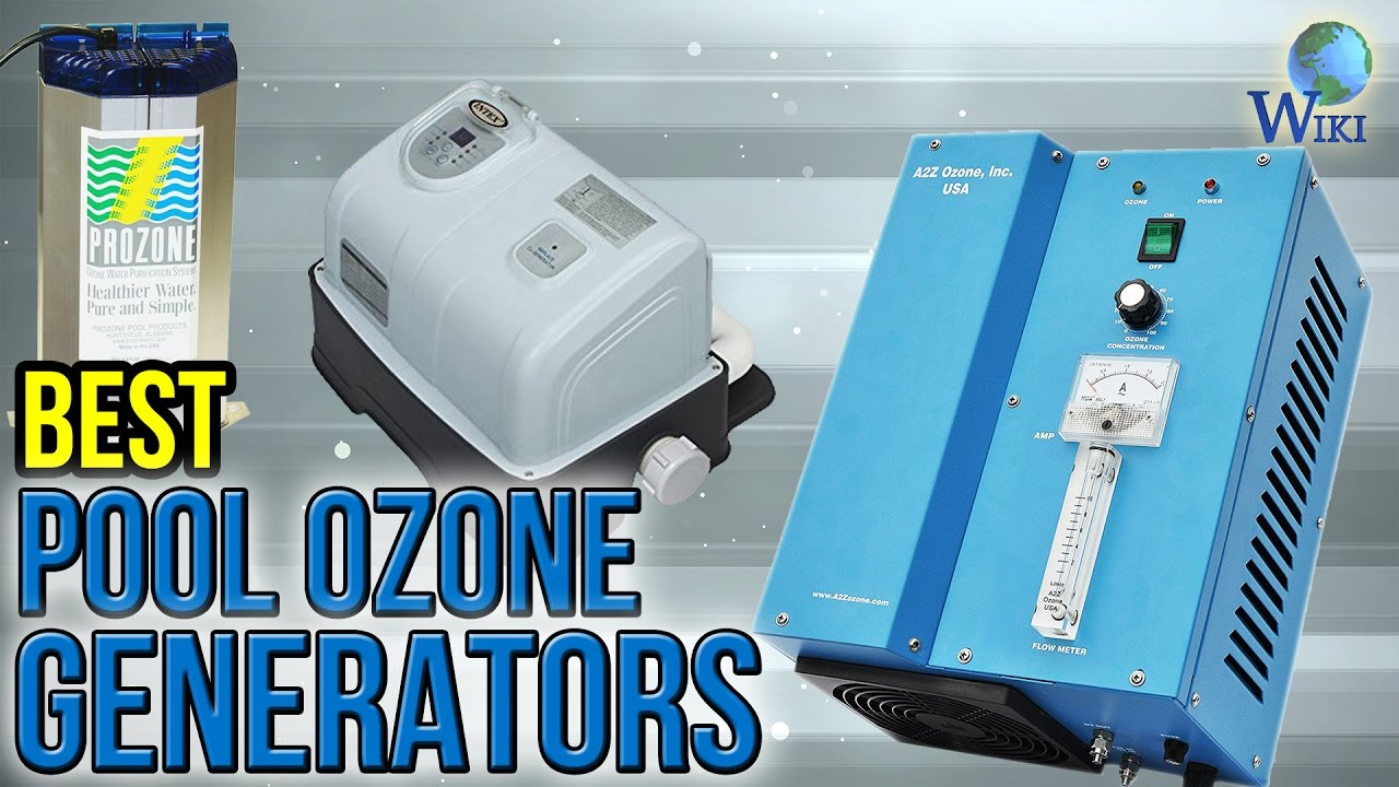 6 Best Pool Ozone Generators 2017 Youtube
