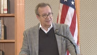 Toomas Hendrik Ilves: The Future of Liberal Democracy in the Digital Age