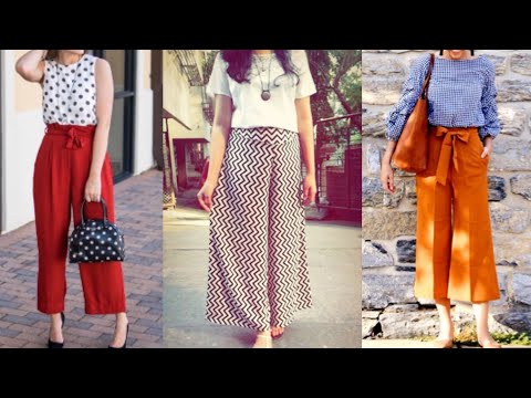 college-wear-top-with-palazzo-pants-ideas/indian-college-lookbook-for-summer/beautiful-top-with-pant