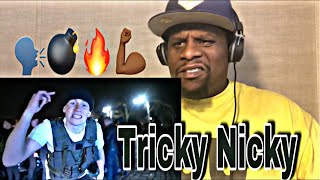 On Gang He Snapping 🔥🥶 Tricky Nicky - Ride For Ukraine 🇺🇦 (Official Video) Reaction