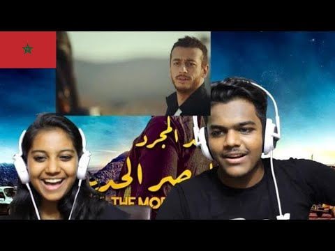 INDIANS REACT To Saad Lamjarred - GHALTANA (EXCLUSIVE Music Video) | Subscriber Request #21