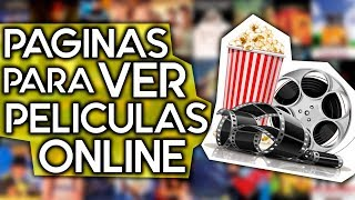 LAS MEJORES PÁGINAS PARA VER PELÍCULAS ONLINE EN ESPAÑOL/LATINO