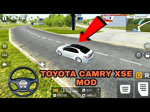 Toyota Camry XSE Mod for Bus Simulator Indonesia | Android ...