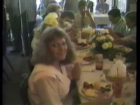 Newcastle Knights Graduation Dinner 1987
