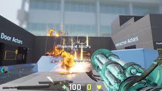 Jet Bomber Minigun for Unreal Tournament