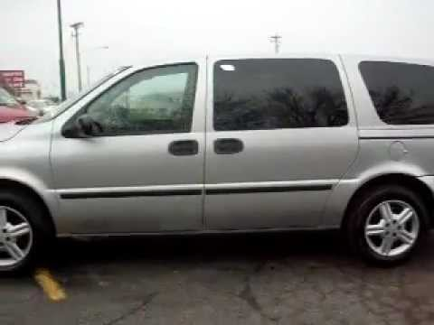 Chevrolet Uplander Ls Extended 7 Passenger Quad