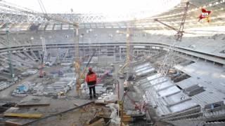 Реконструкция стадиона