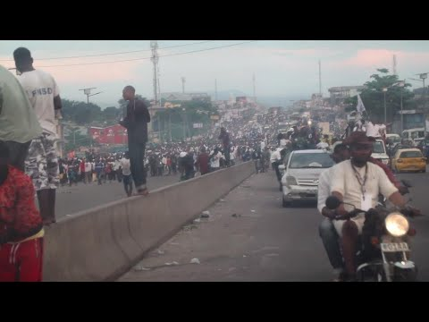 DR Congo opposition leader Tshisekedi returns to Kinshasa