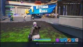Fortnite real victory with the team