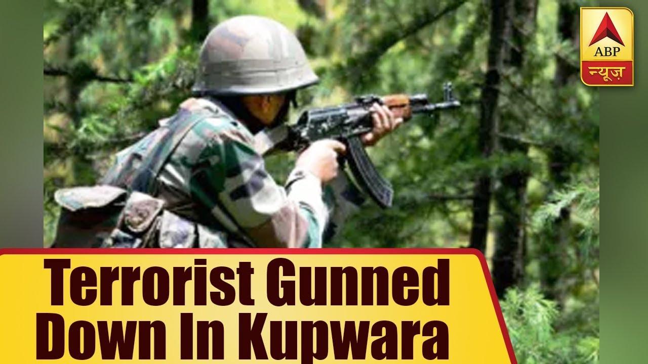 Jammu Kashmir: Terrorist Gunned Down In Kupwara | ABP News