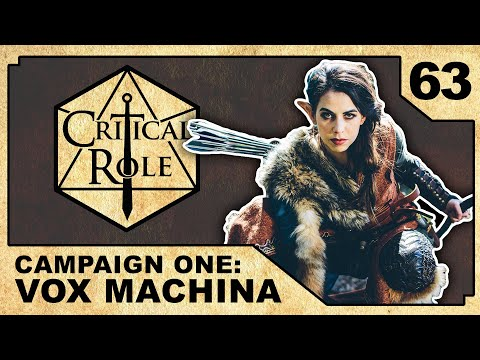 The Echo Tree | Critical Role RPG Show...