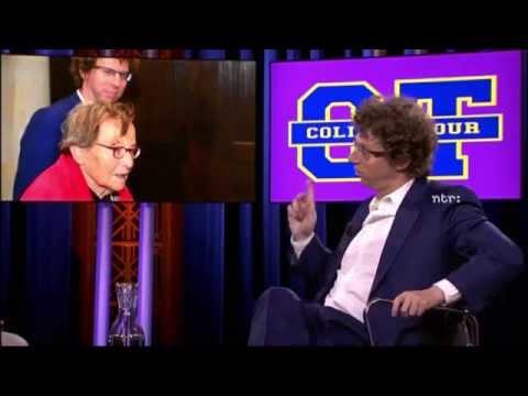 Arnon Grunberg in College Tour