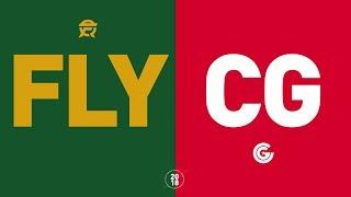 FLY vs CG - NA LCS Week 5 Match Highlights (Summer 2018)