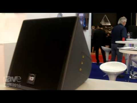 ISE 2015: RCF Discusses the PSeries Waterproof and Marine Proof Speakers