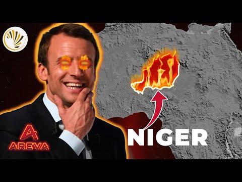 France Death-grip On Niger's Uranium