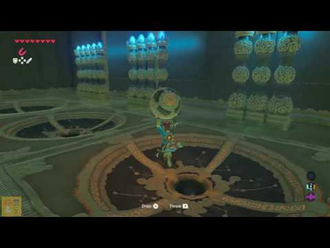 How to beat Keo Ruug shrine (Fateful Stars trial) in Zelda: Breath of the Wild