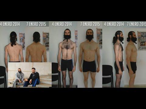 Entrevista a Carlos Romero, el hombre que ganó 18kg de músculo en 1año