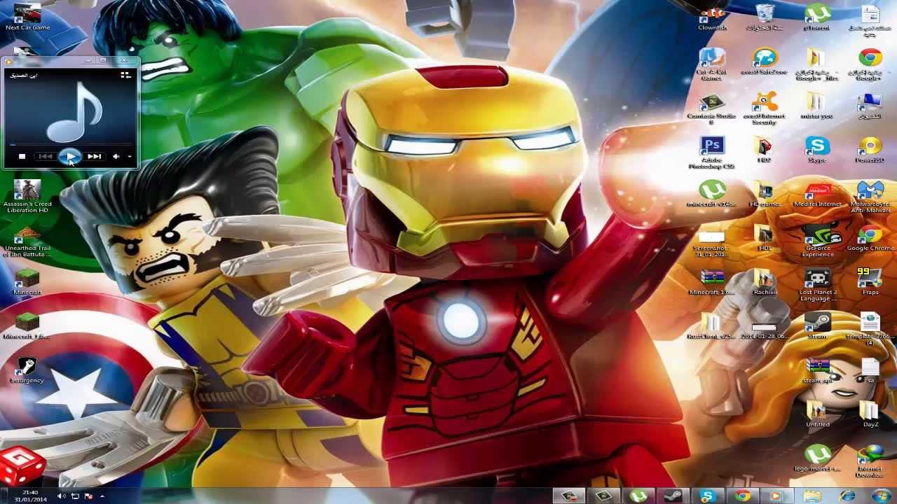 تحميل لعبة lego marvel super heroes للاندرويد