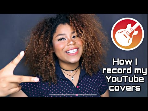 HOW TO : Record YouTube Covers on Garageband