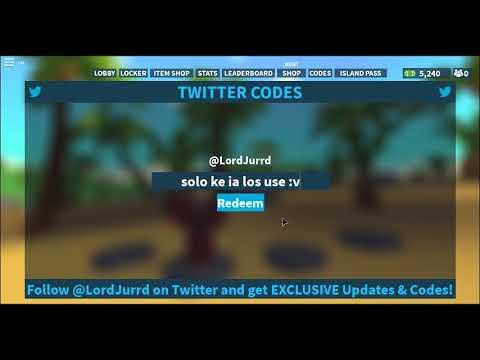 Codigos Para Island Royale Beta Roblox Robux Mit Paysafecard
