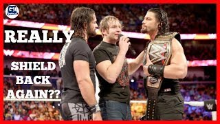 WWE Shield Back Again in Action   Latest Update About Shield