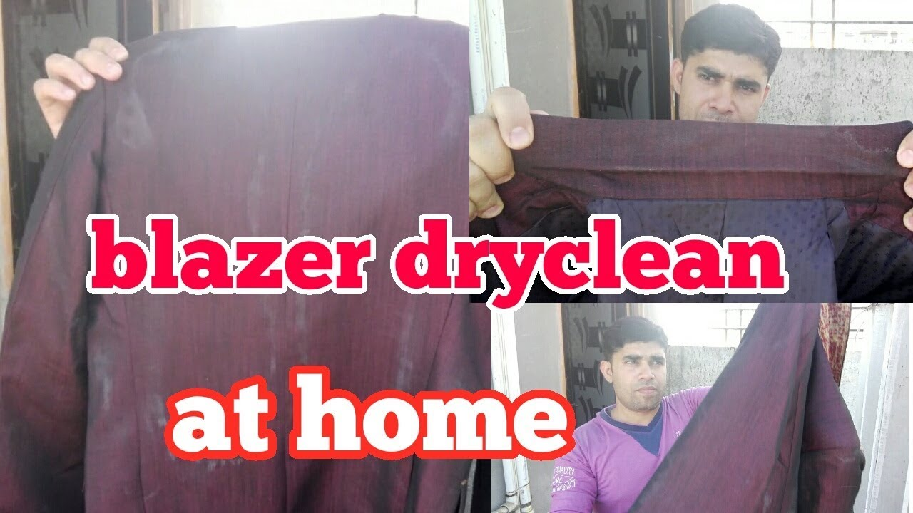 How to clean a coat at home 26