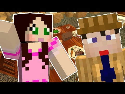 Minecraft: TITANIC MOVIE - GOING TO A PARTY! - Custom Roleplay [2]