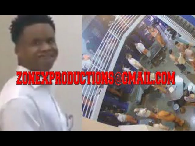 Tay K CAUSES prison riot after KILLING 2 blood prisoners,his throwin poop at correctional officers!