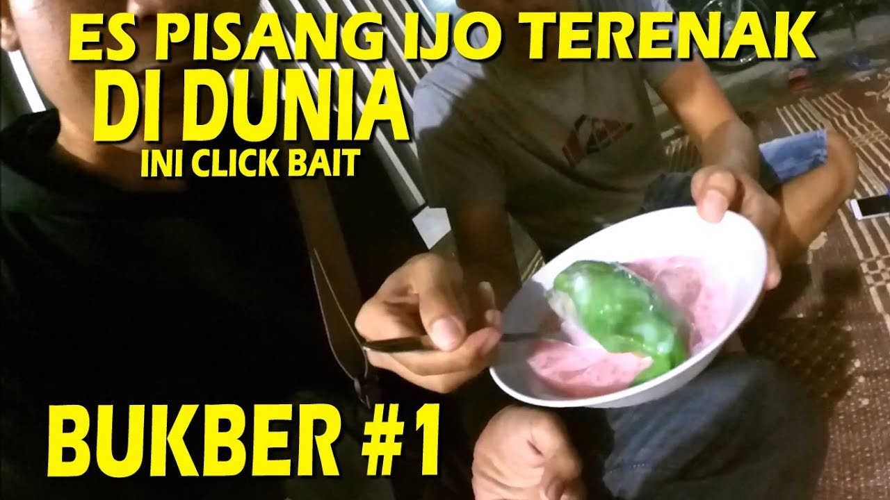 Breaking the fast with legend bukber episode 1